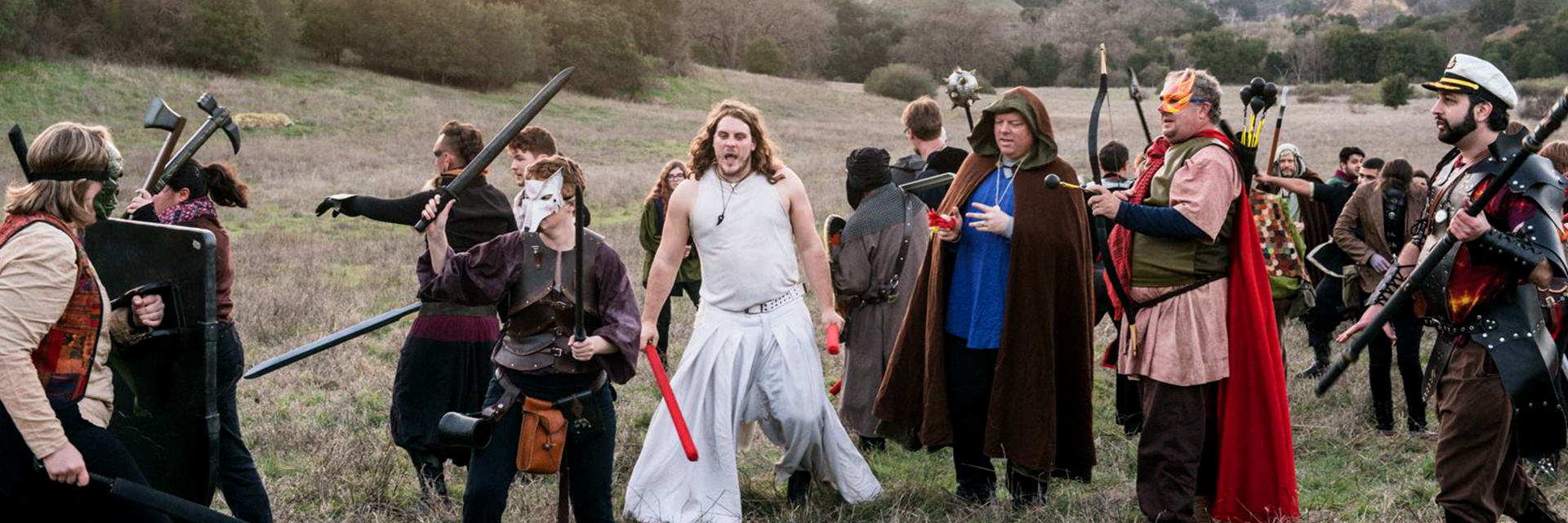 High Fantasy Boffer LARP in Southern California